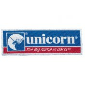 Parche Unicorn Sew-On Unicorn Darts Badge