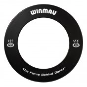 Dartboard Surrounds Negro Winmau Darts The Force BDO