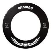 Dartboard Surrounds Negro Winmau Darts Xtreme Design