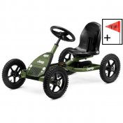 Coche Pedales Berg Buddy Jeep Go Kart
