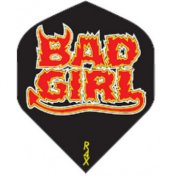 Plumas McCoy standard Girl Power Bad Girl