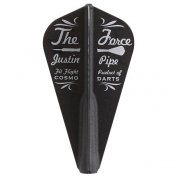 Plumas Fit Flight x Players Justin Pipe 2 Super Kite D-Black