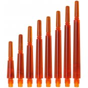 Cañas Fit Shaft Gear Normal Locked Naranja (Fija) Talla 4