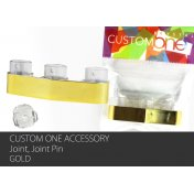 Repuestos L-Style CUSTOM ONE JOINT Dorado