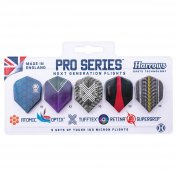 Lote Plumas Harrows Darts Pro Series