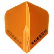 Pluma Bulls Darts Robson Estandar Orange