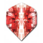 Plumas Pentathlon Standard Star Burst Red