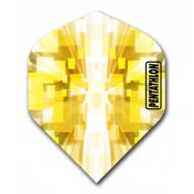 Plumas Pentathlon Standard Star Burst Yellow