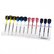 12 Hole Darts Display Stand Harrows
