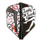 Condor Flights Shape Lady Luck Black Corta