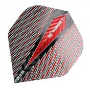 Target Darts Vision Ultra Quartz Std NO2 Roja