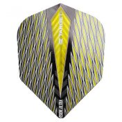 Target Darts Vision Ultra Quartz NO6 Shape Amarilla