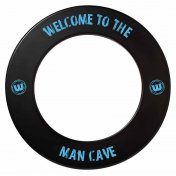Dartboard Surrounds Man Cave