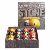 Juego Bolas Aramith Stone Collection 57.2mm