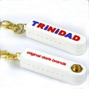 Tip Holder Trinidad Remover Simple Logo White