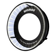 Dartboard Light Plasma Winmau Darts - 1