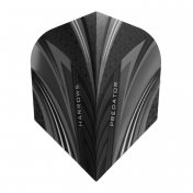 Harrows Darts Flights Prime  Predator Black