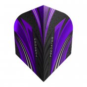 Harrows Darts Flights Prime  Predator Purple