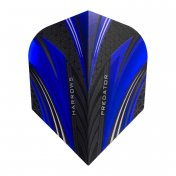Harrows Darts Flights Prime  Predator Blue