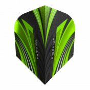Harrows Darts Flights Prime  Predator Green
