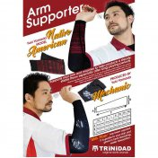 Manga Arm Supporter Trinidad Darts Foot Checker XL - 2