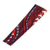 Manga Arm Supporter Trinidad Darts Foot Tribal 2XL