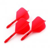 Cuesoul Flights AK5 Shape S Roja