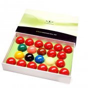 Juego Bolas Hyper Cyclop Snooker Standard Ball Set 52.4mm Set 22 Bolas