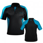 Camiseta Harrows Darts Vivid Aqua XXL