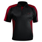 Camiseta Harrows Darts Vivid Red L