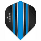 Mission Flights Darts Mesh  Stdandard Blue