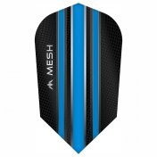 Mission Flights Darts Mesh  Slim Blue