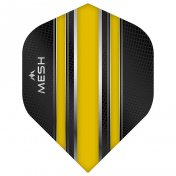 Mission Flights Darts Mesh  Stdandard Yellow