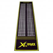 Dart Mat XQmax Sports Oficial Tournament Closures Table Green