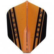 Pluma Bulls Darts Robson Estandar Small V Orange