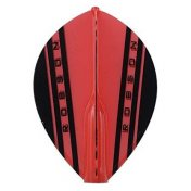 Pluma Bulls Darts Robson Pear V Red