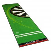 Bulls Carpet Mat 120 Green Darts Board DE