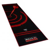 Bulls Carpet Mat 140 Red Dart DE