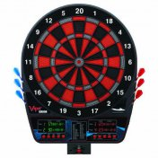 Pack Diana Electronica Viper Orion Electronic Dartboard + Linea Led Viper