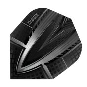 Harrows Darts Flights Fusion Black Grey