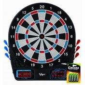 Pack Diana Electrónica 777 Viper Electronic Dartboard + Pilas