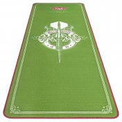 Bulls Carpet Dart Mat Green 241 x 80 cm