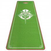 Bulls Carpet Dart Mat Green 241 x 67 cm