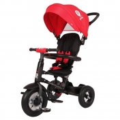 Triciclo a pedales QPlay Rito Air Rojo