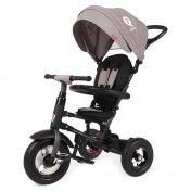 Triciclo a pedales QPlay Rito Air Gris
