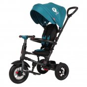Triciclo a pedales QPlay Rito Air Verde