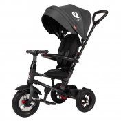 Triciclo a pedales QPlay Rito Air Negro