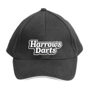 Gorra Harrows Darts Negra