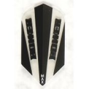 Plumas Power Max Slim Logo Negra 150