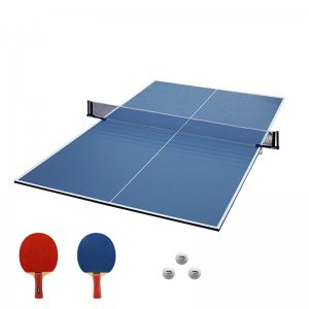 Kit Tablero Ping Pong Azul Creber